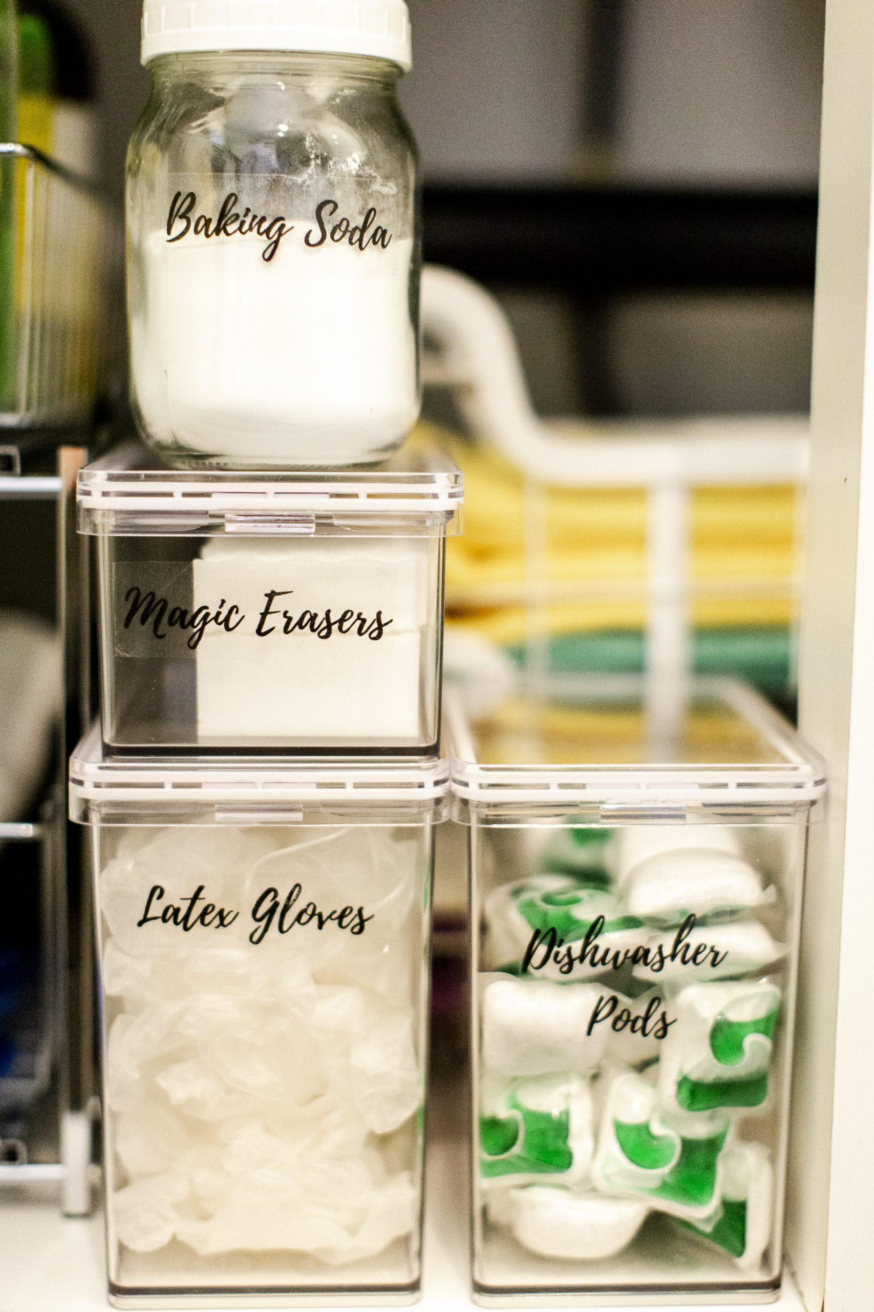 How To Organize Under Your Kitchen Sink-8