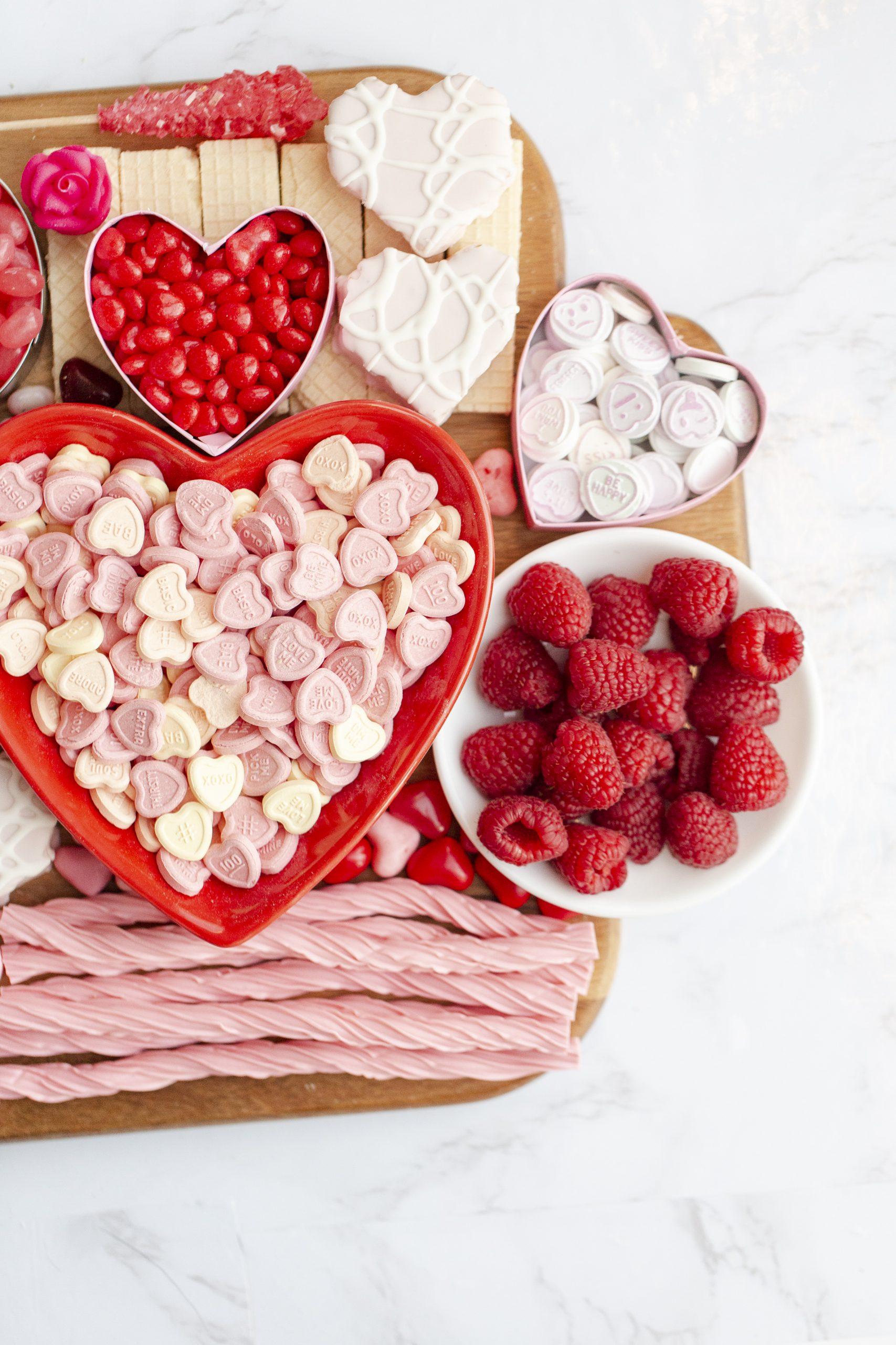 Valentine's Day Treat Tray-3