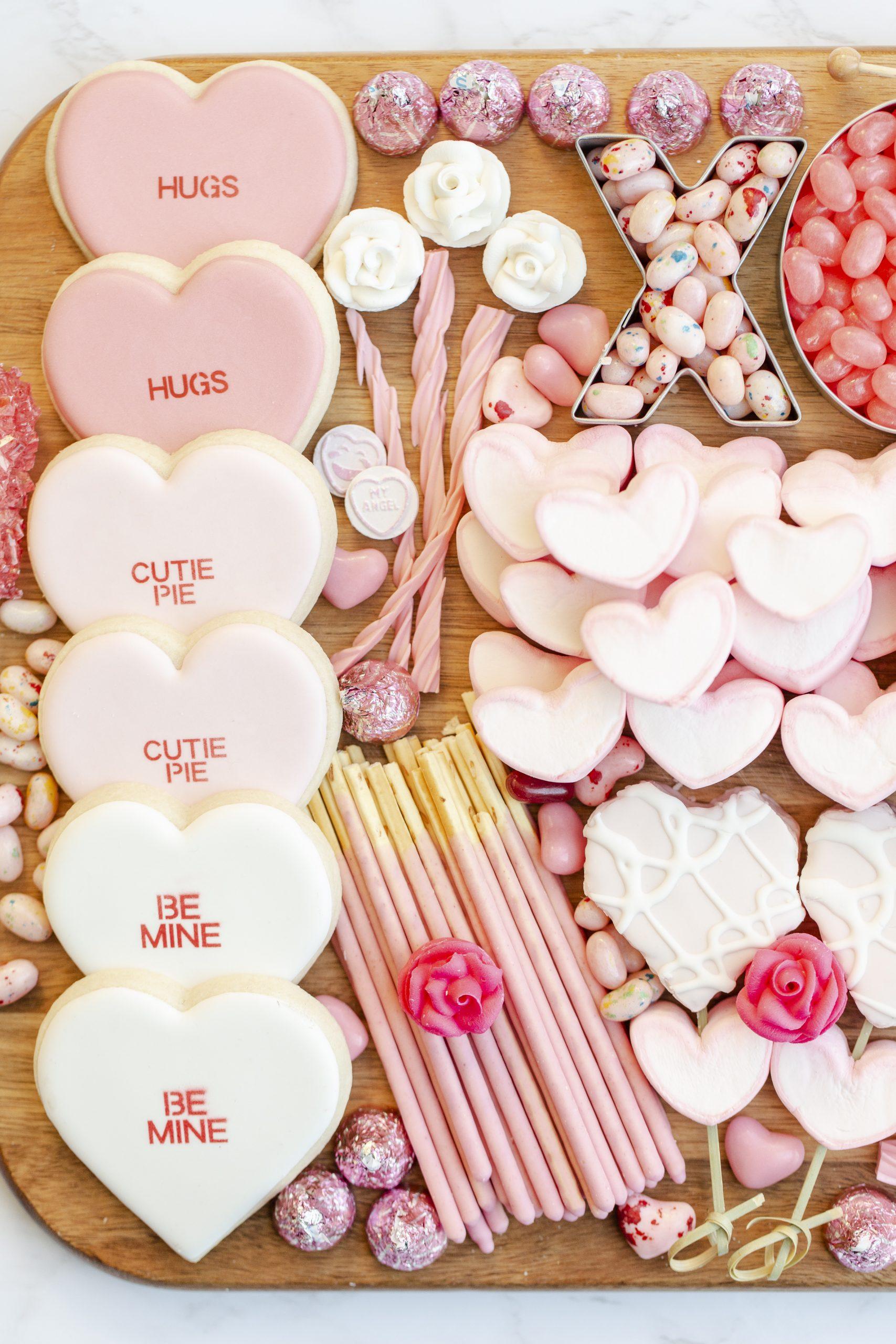 Valentine's Day Treat Tray-2