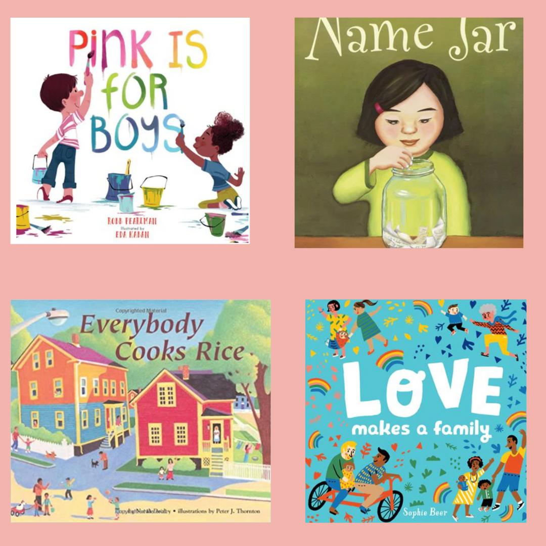 diverse kids books