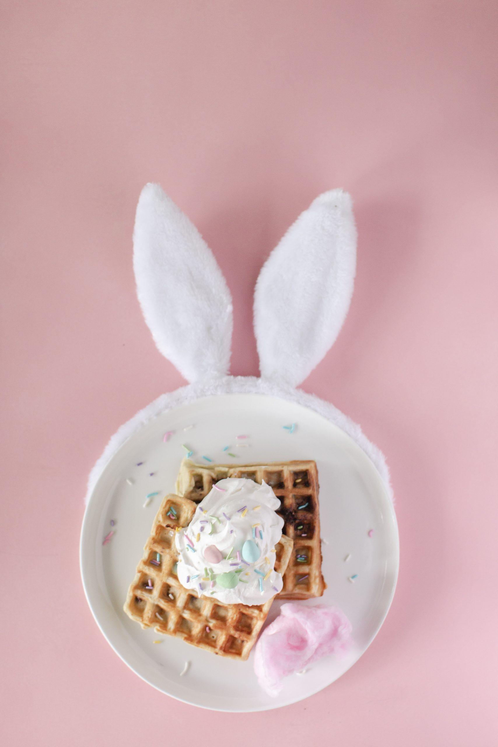 Mini Egg Waffles-5