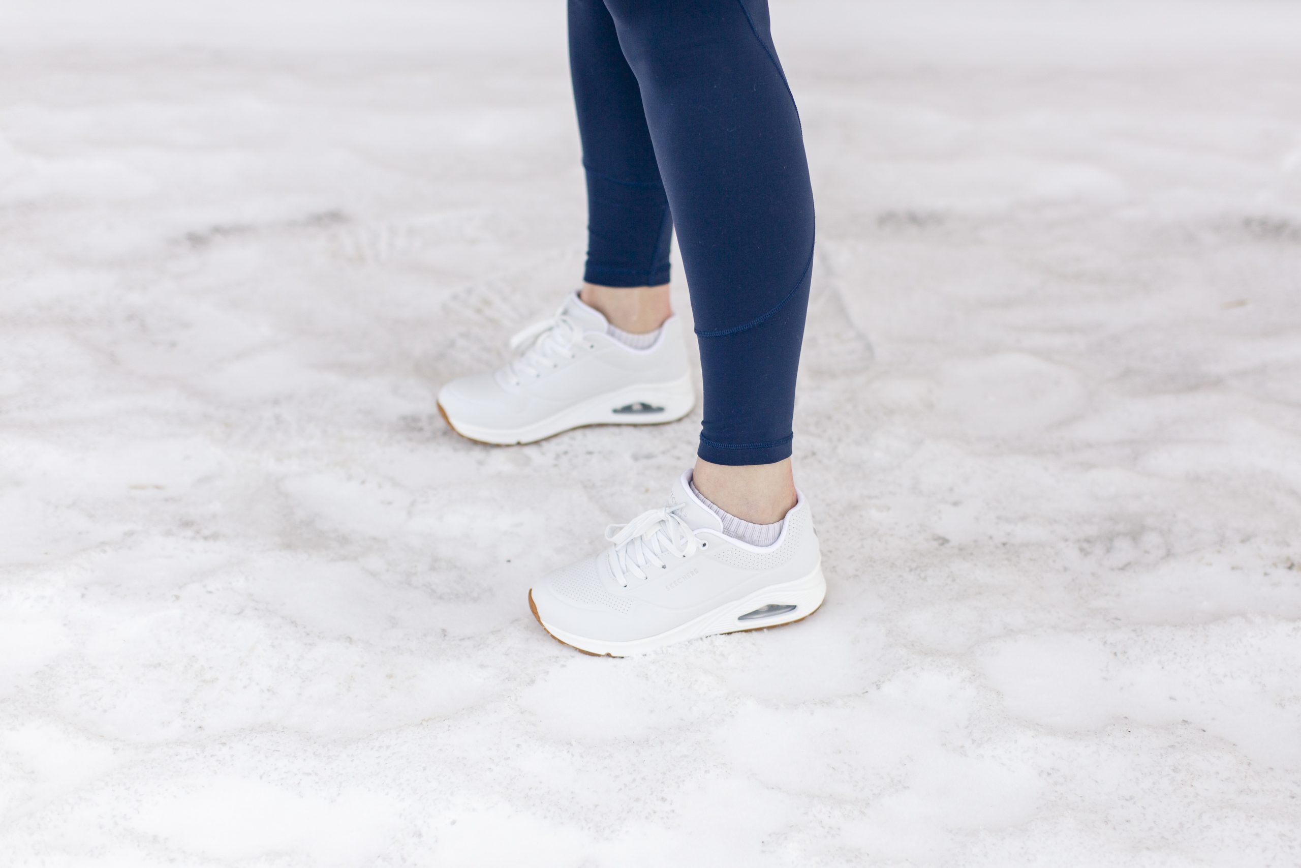 fun white sneakers for summer-3