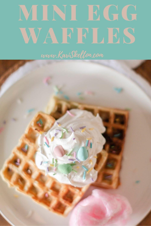 Mini Egg Waffles-6