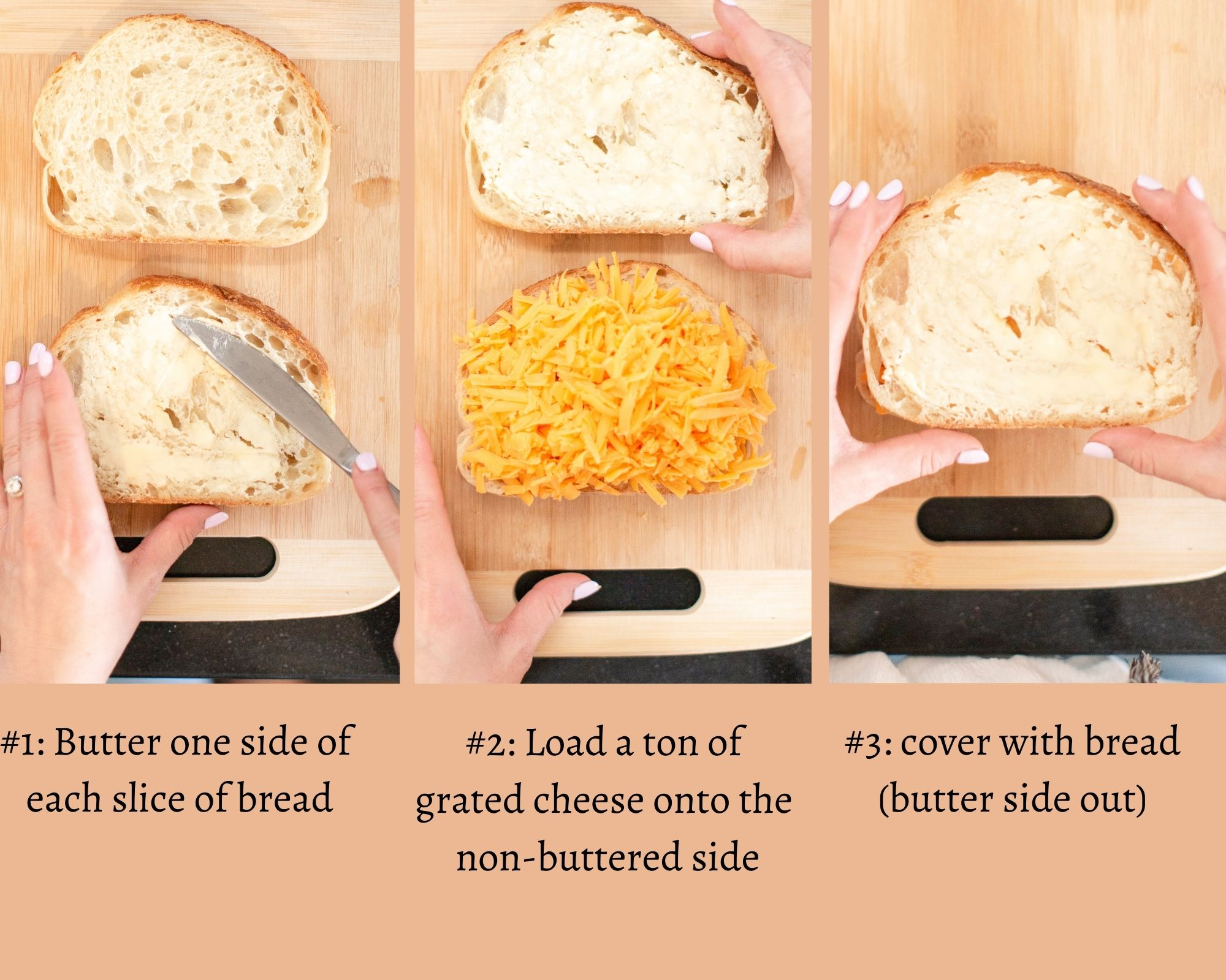 how to master the perfect grilled cheese-3