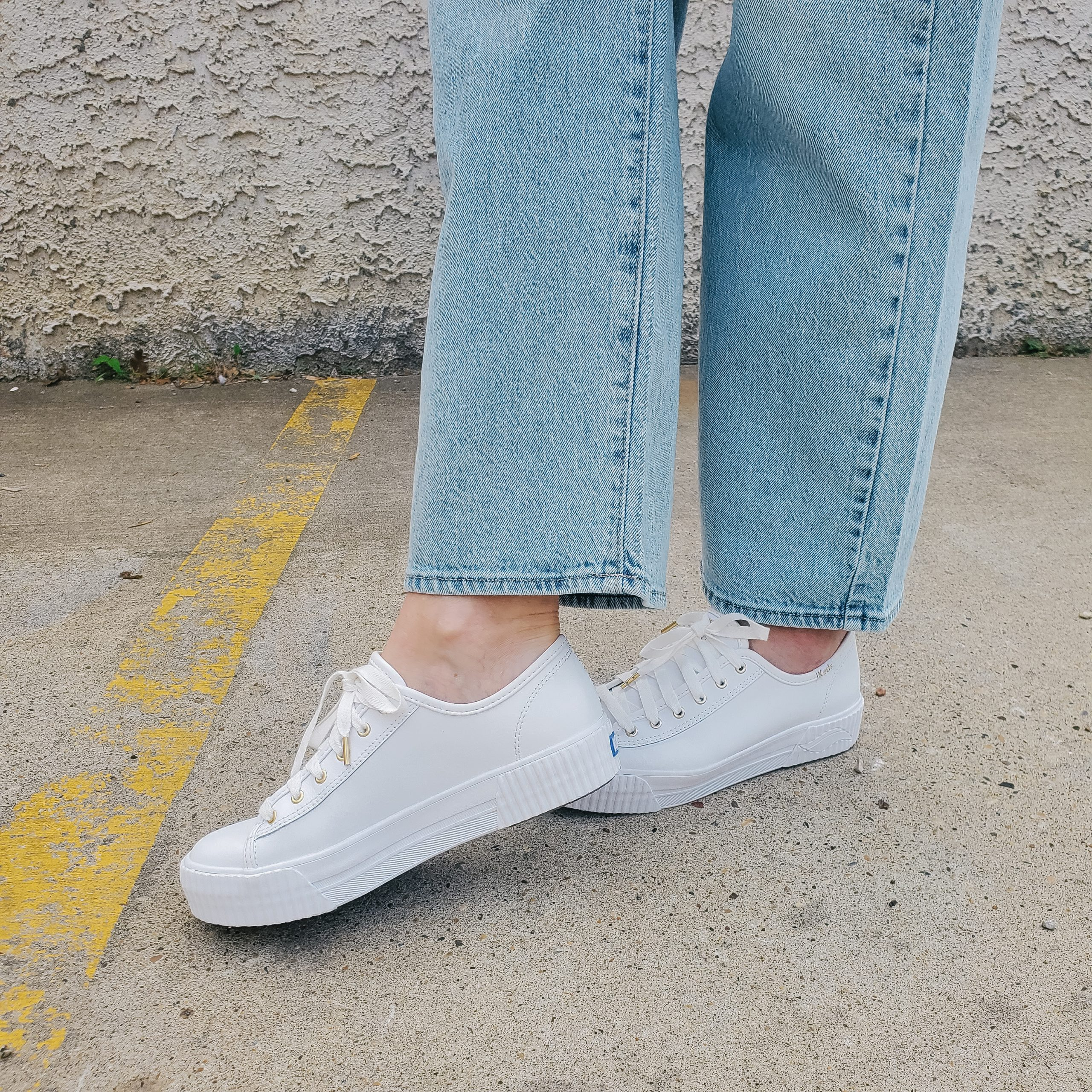 fun white sneakers for summer-2