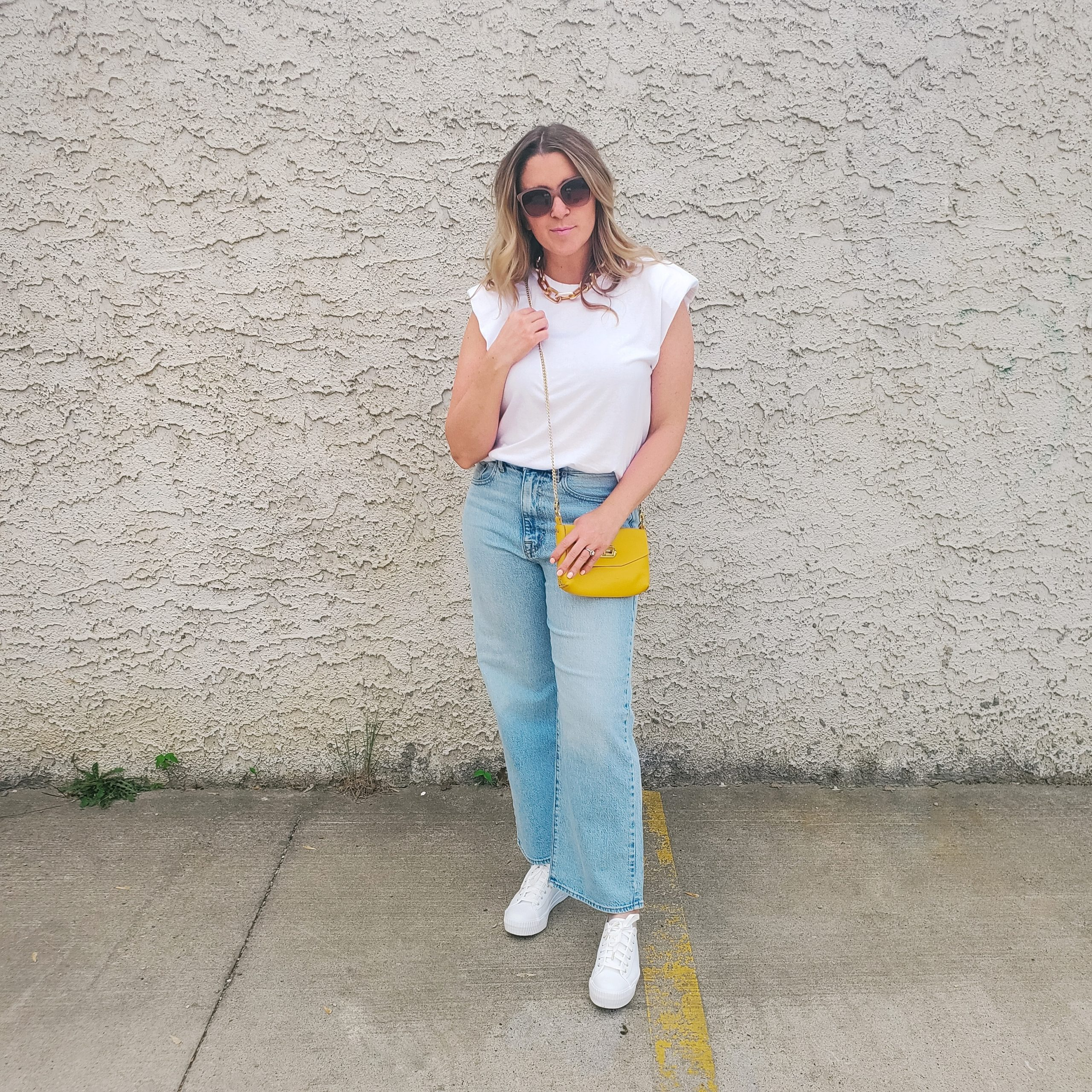 fun white sneakers for summer-1