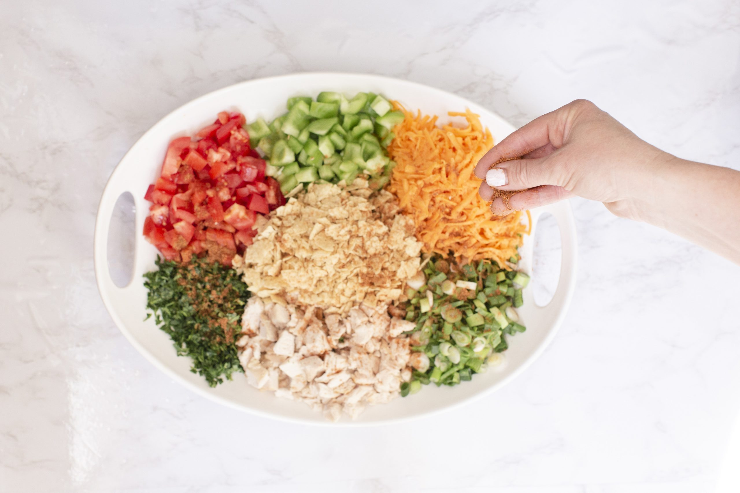 Famous Chicken Taco Salad-3