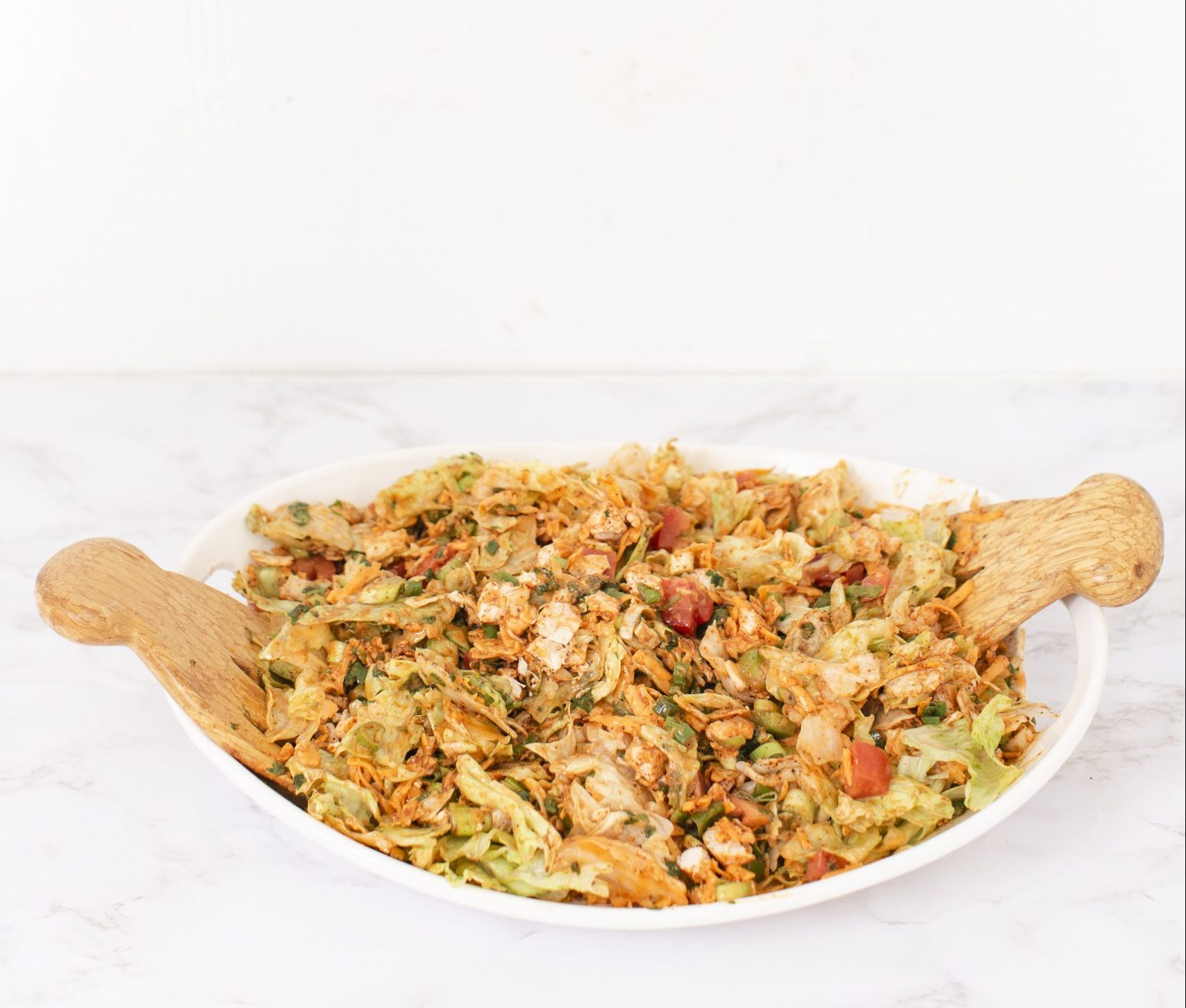 Famous Chicken Taco Salad-7