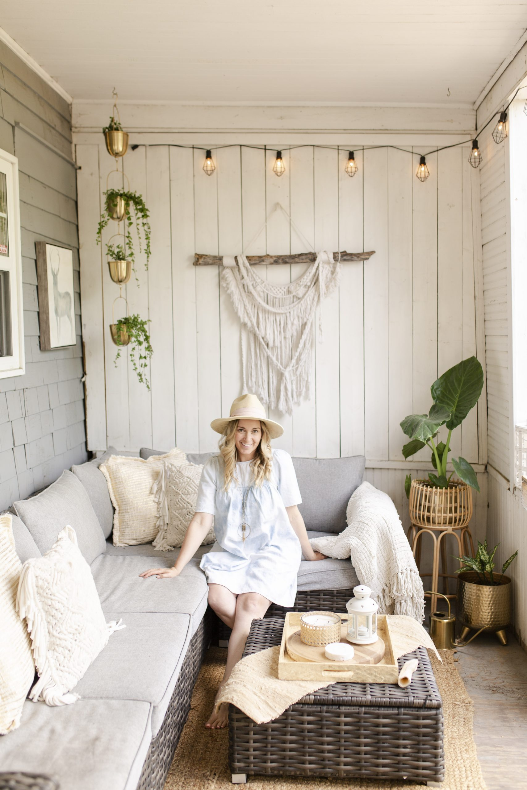 how to bring beachy boho vibes to your patio -1