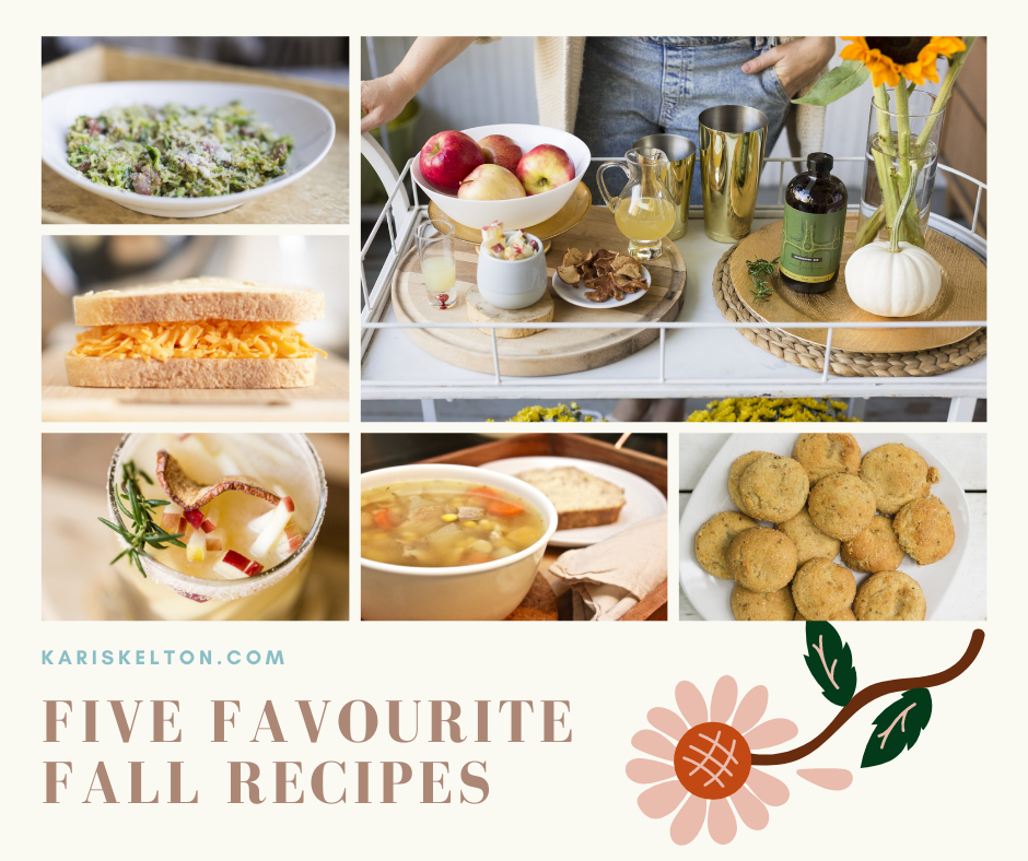 favourite fall recipes-1